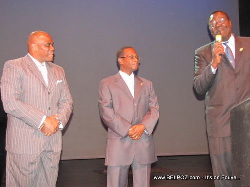 Haitian Movie Premiere Photo