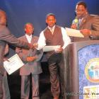Haitian Poet Andre Fouad Receives Award from City Of North Miami Beach