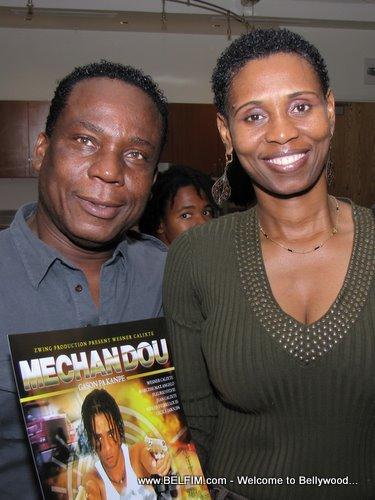 MechanDou Movie, Miami Premiere