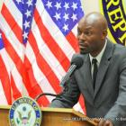 Jimmy Jean Louis at the U.S. House of Representatives
