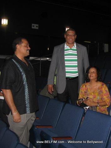Dozado Movie Premiere Photo