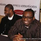 supress emotions movie press conference