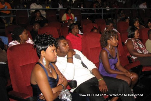 Suppress Emotions Movie Premiere - Guests At The Premiere
