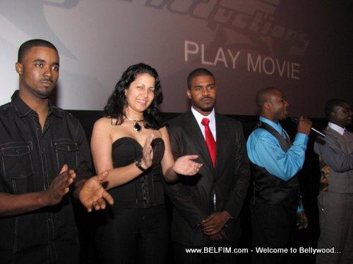 Suppress Emotions Movie Premiere - Movie Stars Presentation