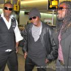 Actors Arriving For The NYC Haitian Movie Awards