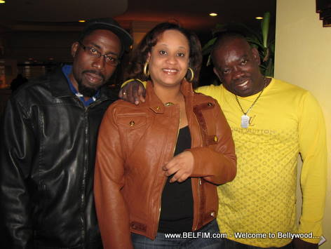 Haitian Movie Awards 2011 Before Party