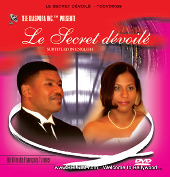 Le Secret Devoilé Official DVD Cover - Front