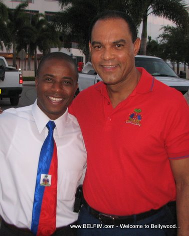Rudolph Moise - Haitian Flag Day - North Miami
