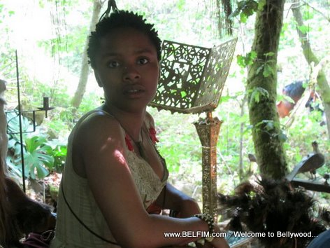 Gessica Geneus - Toussaint Louverture Movie
