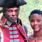 Jimmy Jean Louis, Gessica Geneus - Toussaint Louverture Movie