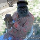 Comedian Johnny Fleurinord As Tonton Nord In Haiti