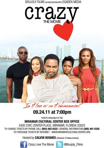 Crazy Love Movie Poster
