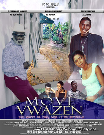 Move Vwazen Movie Poster