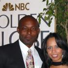 Jimmy & Claudine at the Golden Globes