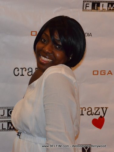 Crazy Love Movie Premiere Photo