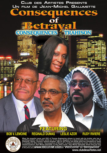 Consequences Of Betrayal Movie Poster