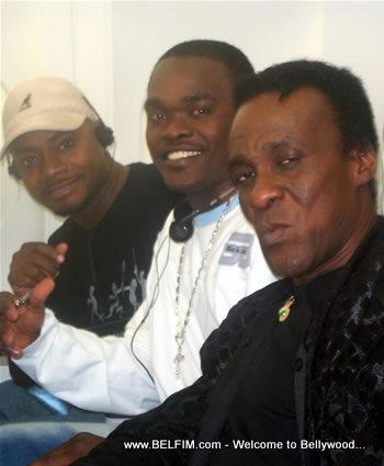 Tonton Bicha, Sifrael, & Papa Pie
