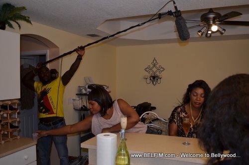 Bope pa Papa Movie, Behind The Scenes