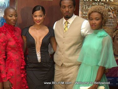 Heavenly Side Of Hell Movie Premiere