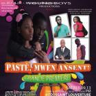 Paste, Mwen Ansent - Movie Poster