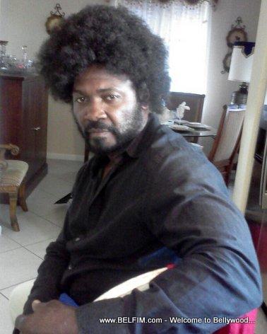 Jean Michel Galumette Crazy Hair photo