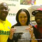 Haitian Actress Blondedy
