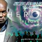 RE: Jimmy Jean Louis - Heroes Reborn Poster