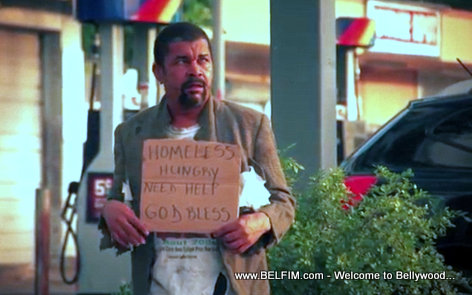 PHOTO: The Homeless - Haitian Movie