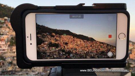 PHOTO: Haiti Jalouzi Slum on Iphone 6s