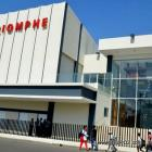 PHOTO: Cine Triomphe, Port-au-Prince Haiti