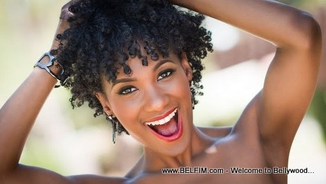 PHOTO: Vicky Jeudy - Haitian Hollywood Actress