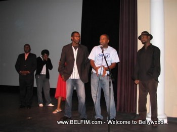 Boynton Beach FL, Choc Terrible Movie Premiere