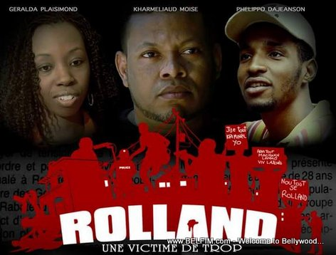 Rolland - Haitian Movie Poster