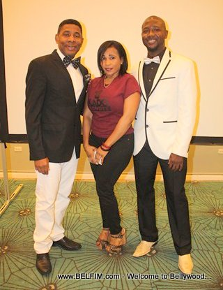 Kado Bondye Movie Premiere Photo - Oasis Hotel Petionville Haiti