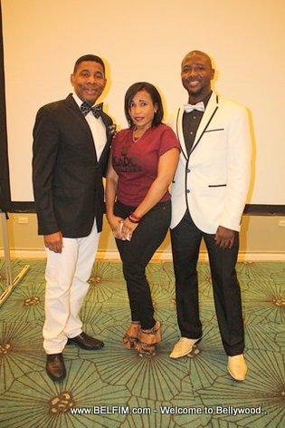 Kado Bondye Movie Premiere Photo - Oasis Hotel Petionville Haiti
