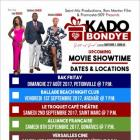 Kado Bondye Movie Showtime - Dates and Locations