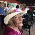 Haitian filmmaker Raynald Delerme (Baba) is mourning the death of her mother