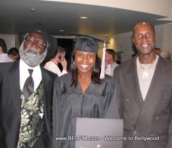 Ms. Carole Graduation