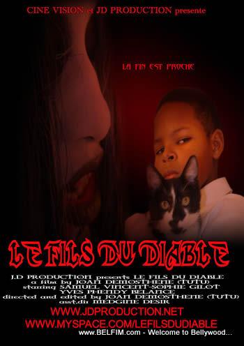 Le Fils Du Diable Poster