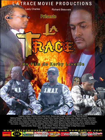 La Trace Official Movie Poster