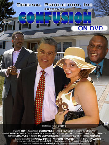 Confusion Official Movie Poster