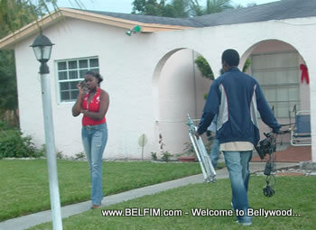 Ke Chire Behind The Scenes