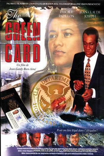 The Green Card Movie Poster