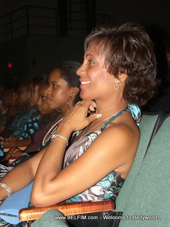 Isha Prayer Grand Premiere