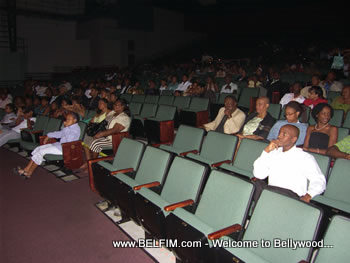 Isha Prayer Grand Premiere