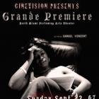 Natalie Grand Premiere Flyer