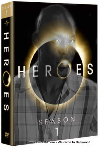 Jimmy Jean Louis in Heros DVD