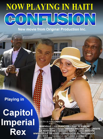 Confusion Now Playing In Haiti