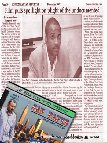 San Papye In The News