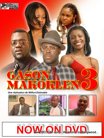 Gason Makoklen 3 Official Movie Poster